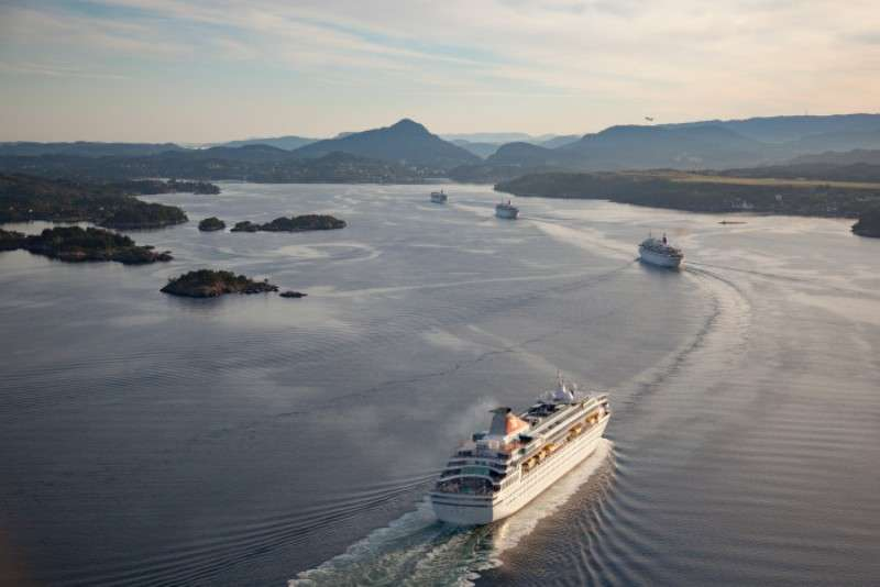 Croaziera 2018 Nordul Europei Vas Norwegian Getaway Plecare din: Copenhaga