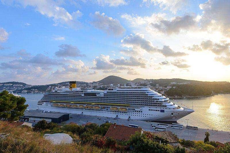 Croaziera 2018 Mediterana de Est Vas Norwegian Star Plecare Venetia