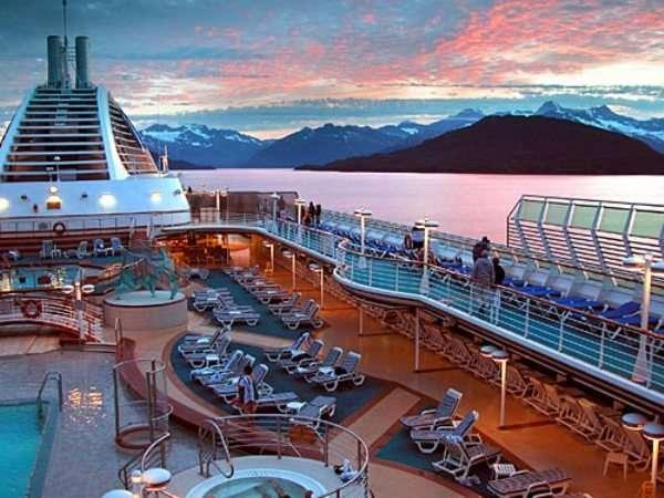 Croaziera 2018 Alaska Vas: Celebrity Infinity Plecare din: Vancouver