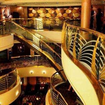 Croaziera 2017 Emiratele Arabe Unite Vas Costa Mediterranea Plecare Dubai
