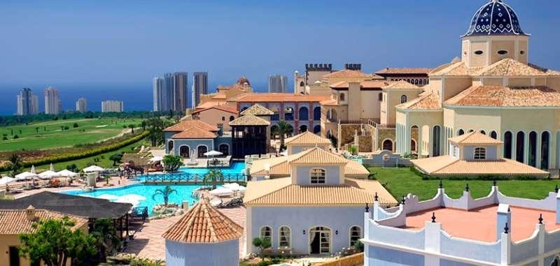 Oferta sejur Costa Blanca august 2017 bilet avion, hotel si taxe incluse