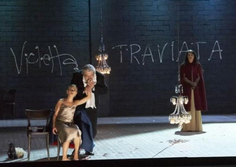 Opera LA TRAVIATA City Break Viena