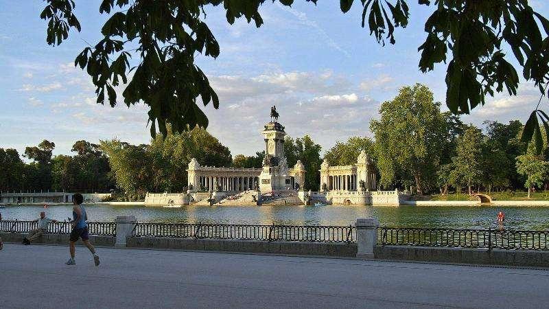Program seniori Madrid