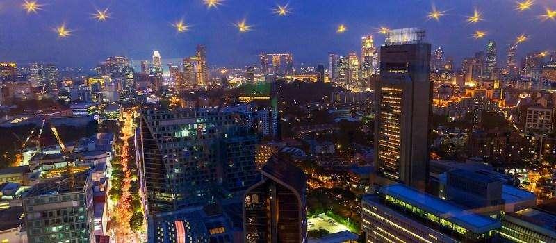 Revelion Singapore, Insula Bintan si Malaezia