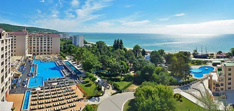 Revelion 2018 BULGARIA LITORAL VELIKO TARNOVO HOTEL NASLADA 3*