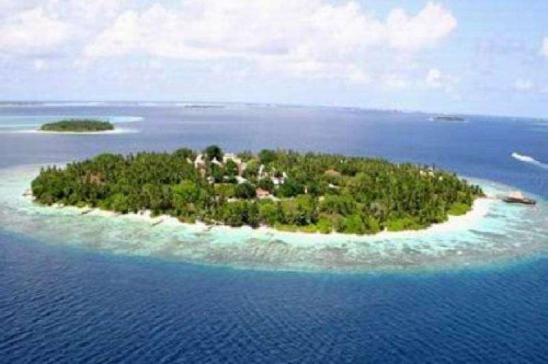 Revelion exotic 2018 Maldive Hotel Adaaran Meedhupparu 4*