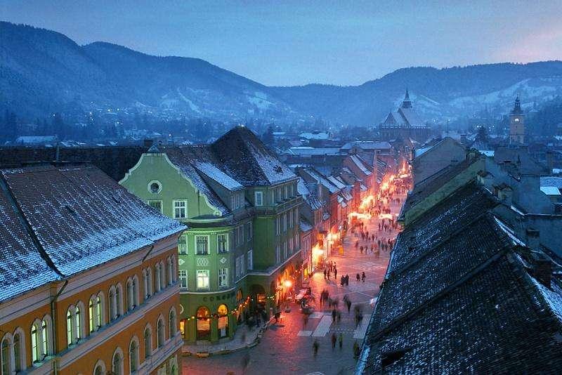 Revelion Romania 2018 Baile Herculane Hotel Domogled