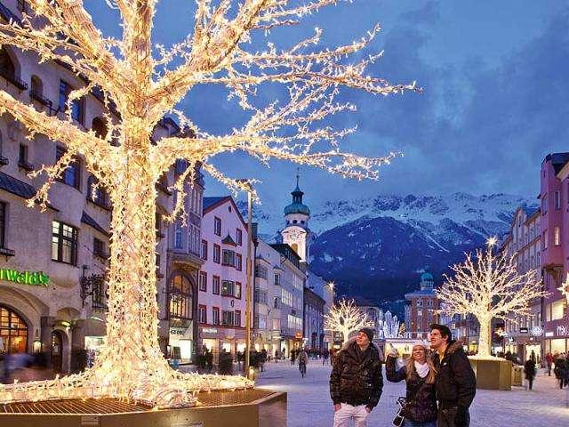 SKI CLASIC in capitala Tirolului