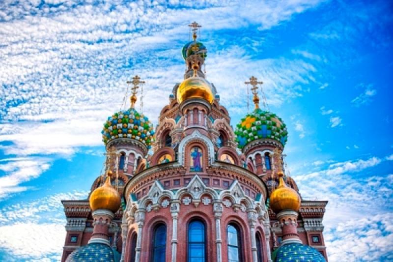 Sejur 2 in 1 Moscova si Sankt Petersburg septembrie 2018 bilet de avion si hotel inclus