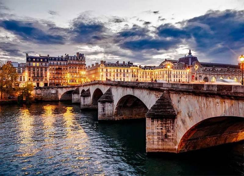 Sejur 2 in 1 Paris si Nisa septembrie 2018 bilet de avion si hotel inclus