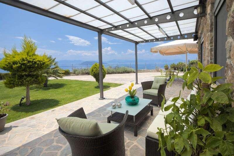 Sejur Aegina luna iunie bilet de avion si hotel inclus