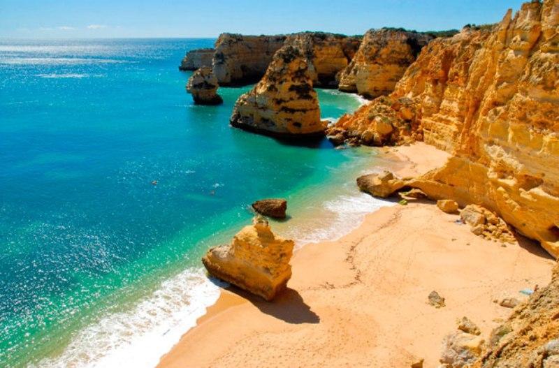Sejur Algarve luna iunie bilet de avion si hotel inclus oferta speciala
