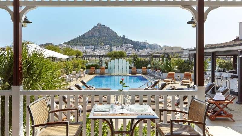Sejur Atena Peloponez iulie bilet de avion si hotel inclus