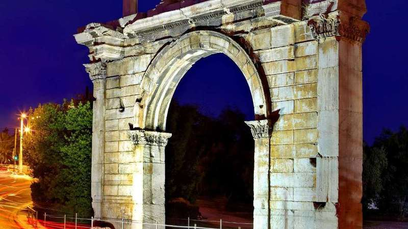 Sejur Atena Peloponez septembrie 2018 bilet de avion si hotel inclus