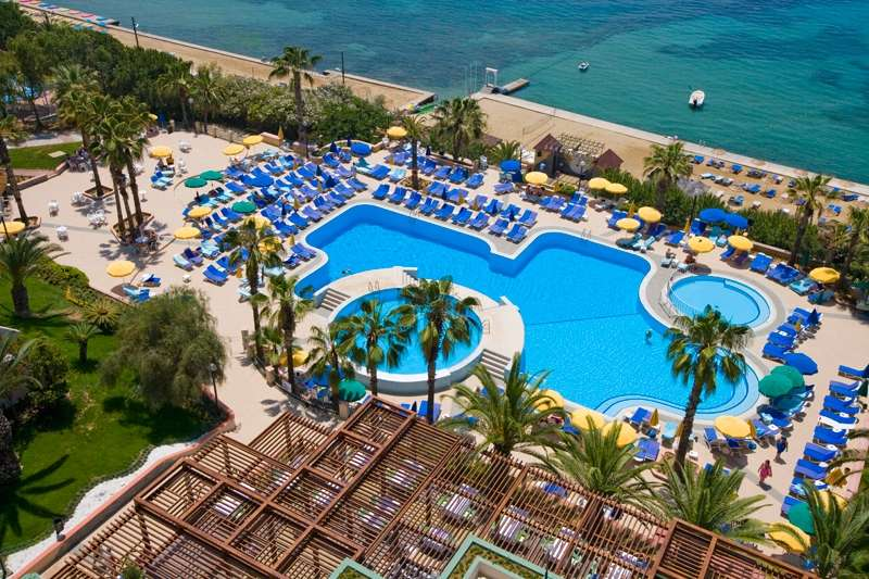 Sejur avion Kusadasi Turcia 2017 oferta SUNIS EFES ROYAL PALACE RESORT 5*