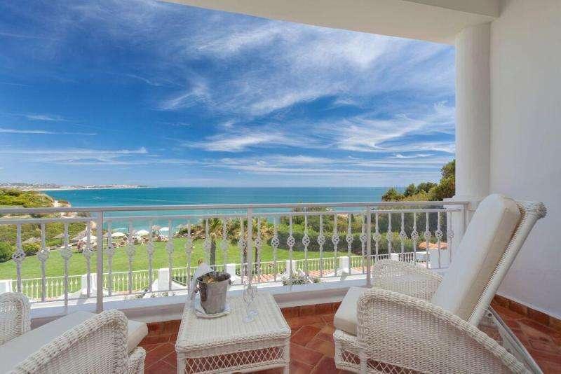 Sejur avion Algarve Portugalia 2017 oferta Hotel  GRANDE REAL SANTA EULALIA RESORT SPA 5*