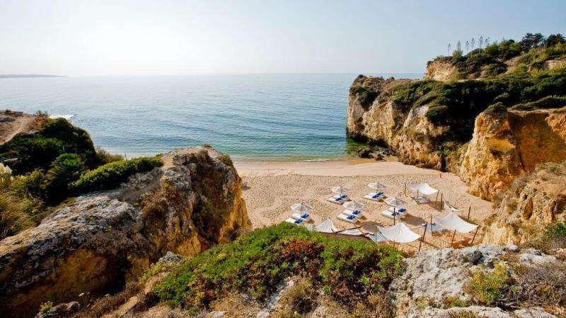 Sejur avion Algarve Portugalia 2017 oferta Hotel ROCAMAR (adults only) 4*