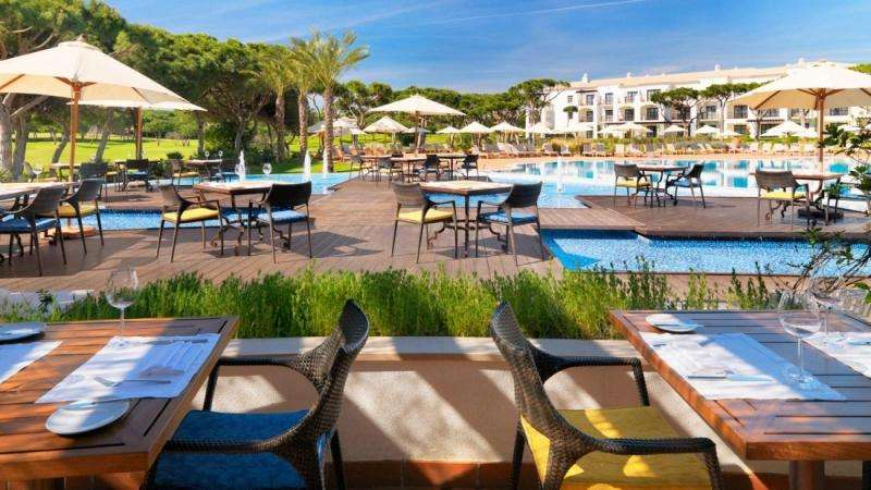 Sejur avion Algarve Portugalia 2018 oferta Hotel VILAMOURA GARDEN 4*