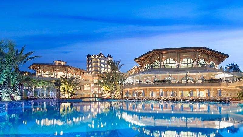 Sejur avion Belek Turcia 2018 oferta Hotel CALISTA LUXURY5* DELUXE