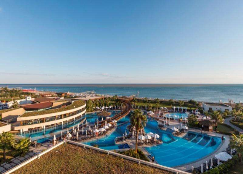 Sejur avion Belek Turcia 2017 oferta Hotel GRANADA LUXURY BELEK 5*