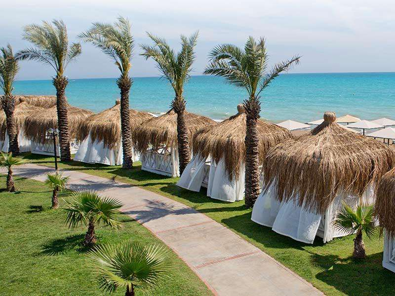 Sejur avion Belek Turcia 2017 oferta Hotel MARITIM PINE BEACH RESORT�5*