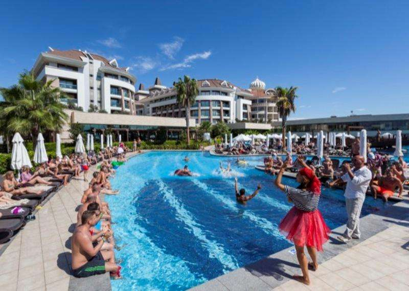 Sejur avion Belek Turcia 2017 oferta Hotel RIXOS PREMIUM�5* DELUXE