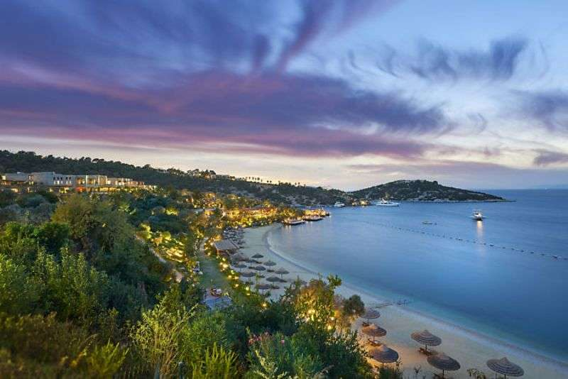 Sejur avion Bodrum Turcia 2017 oferta AQUASIS DE LUXE RESORT AND SPA  5*