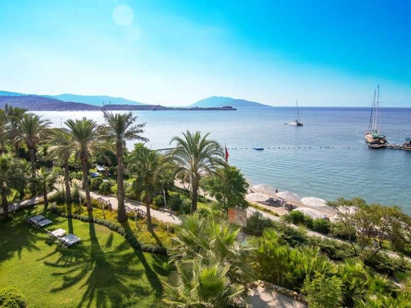 Sejur avion Bodrum Turcia 2017 oferta WOXXIE HOTEL (Akyarlar) 4*