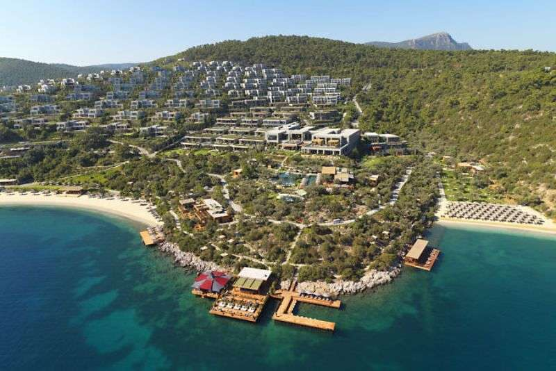 Sejur avion Bodrum Turcia 2018 oferta BUYUK ANADOLU HOTEL 5*