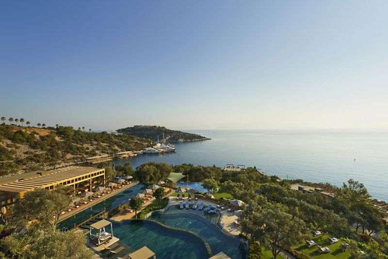 Sejur avion Bodrum Turcia 2017 oferta XANADU ISLAND HOTEL (Akyarlar) 5*