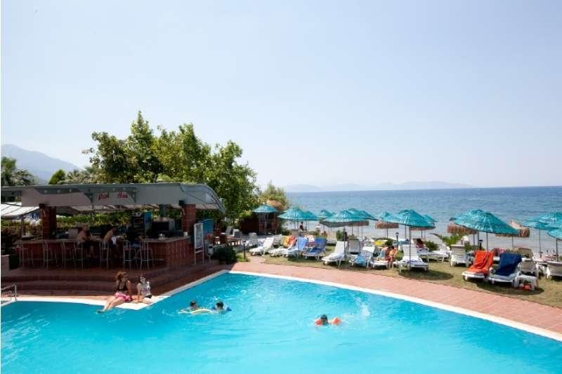 Sejur avion Bodrum Turcia 2017 oferta CLUB HOTEL LETOONIA 5*