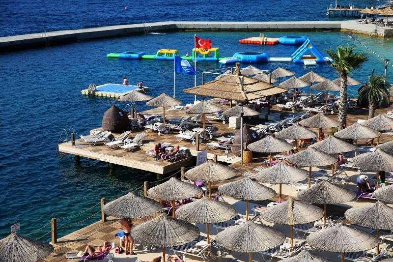 Sejur avion Bodrum Turcia 2017 oferta AMBROSIA HOTEL (Bitez) 4*