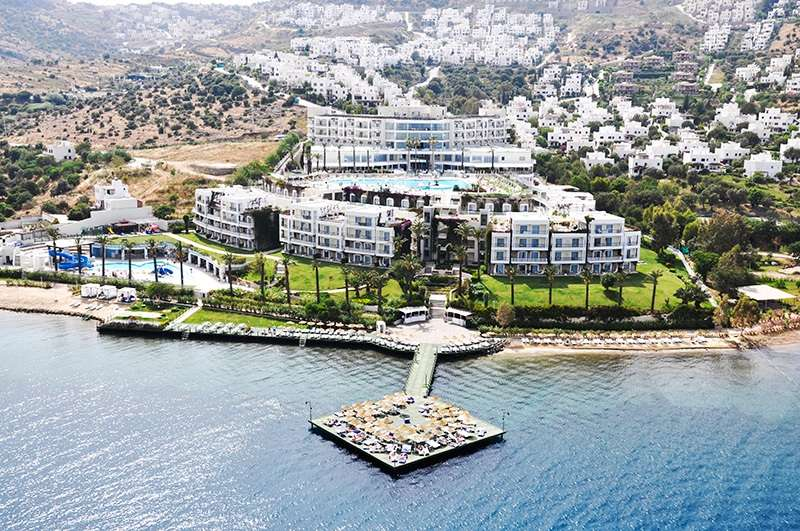 Sejur avion Bodrum Turcia 2017 oferta BENDIS BEACH HOTEL (Akyarlar) 4*