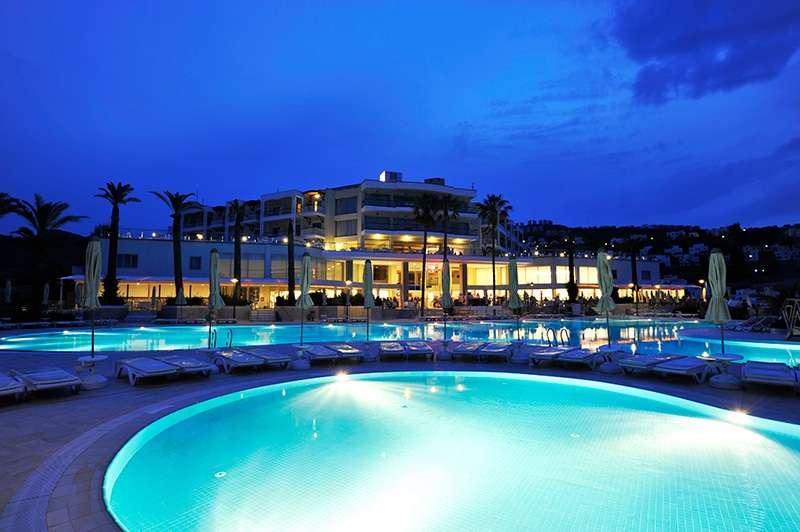 Sejur avion Bodrum Turcia 2017 oferta ROYAL ASARLIK BEACH HOTEL (Gumbet) 5*