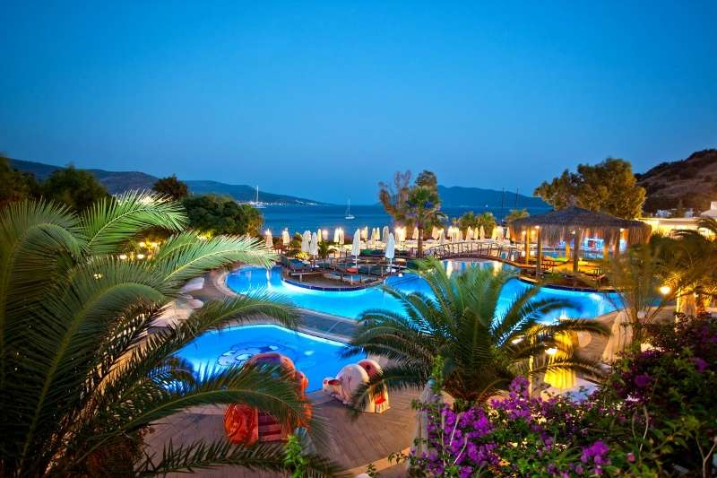 Sejur avion Bodrum Turcia 2017 oferta DIDIM BEACH RESORT  5*