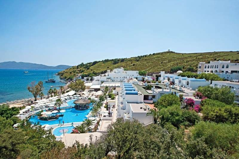 Sejur avion Bodrum Turcia 2017 oferta SUNDANCE RESORT HOTEL (Turgutreis) 5*
