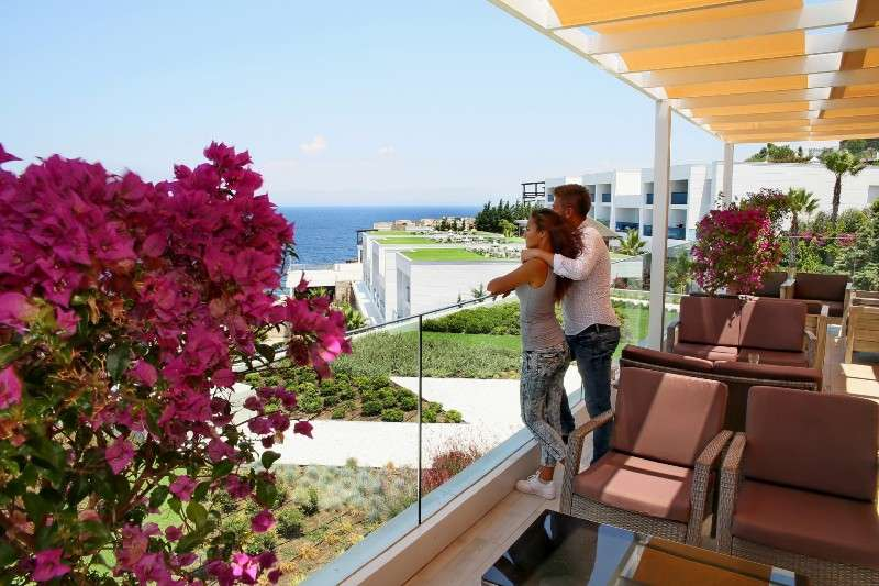 Sejur avion Bodrum Turcia 2017 oferta VOYAGE BODRUM HOTEL (Bodrum) 5*