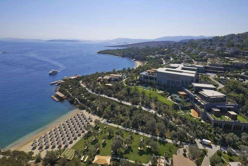 Sejur avion Bodrum Turcia 2018 oferta SAMARA HOTEL (Torba) 5*
