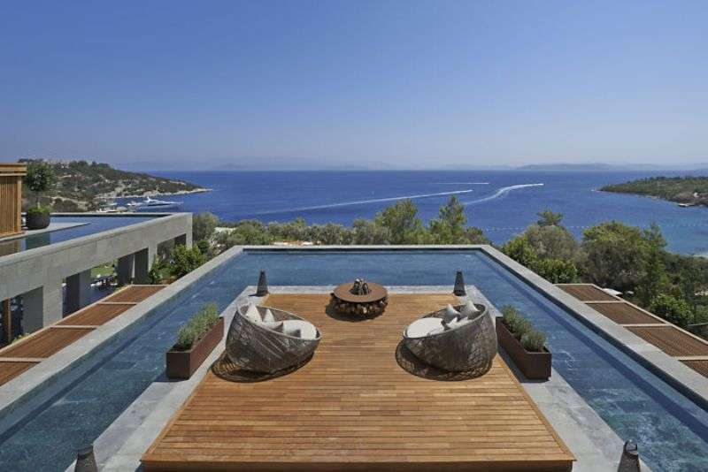 Sejur avion Bodrum Turcia 2018 oferta DIAMOND OF BODRUM HOTEL 5*