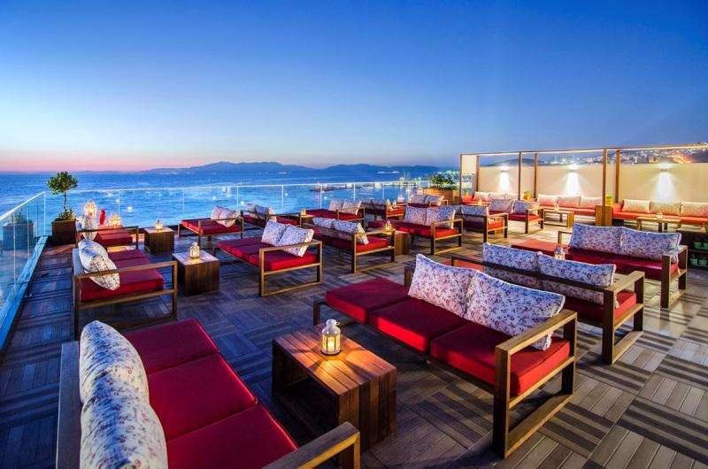 Sejur avion Kusadasi Turcia 2018 oferta COASTLIGHT HOTEL 4*