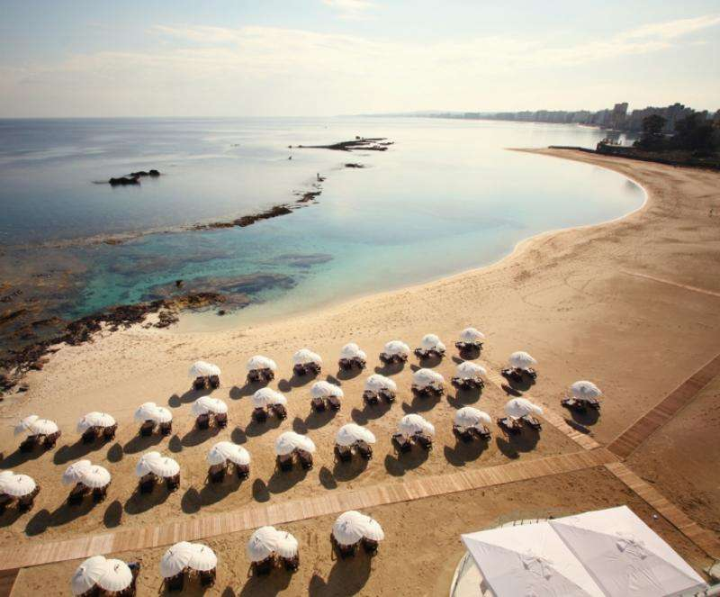 Sejur avion Cipru de nord 2017 oferta Hotel VUNI PALACE 5*