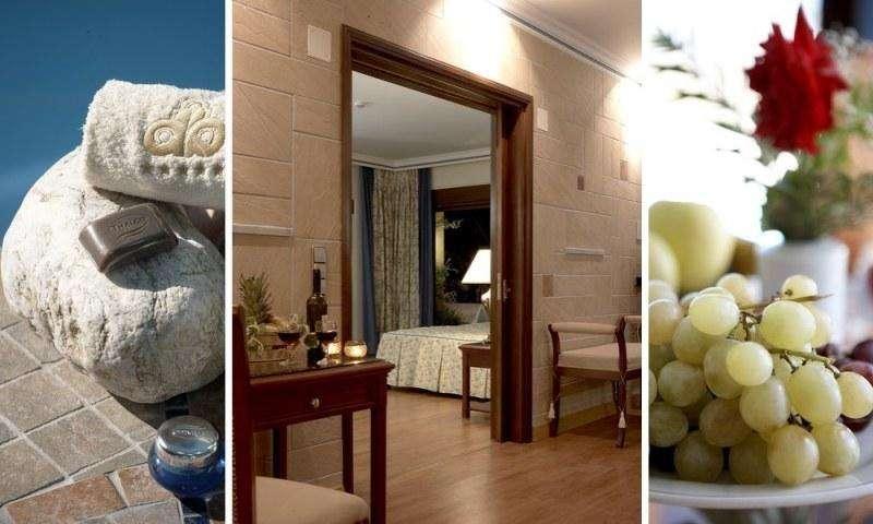 Sejur avion charter Corfu Grecia 2018 oferta Hotel Memento St Spiridon 3* - All Inclusive