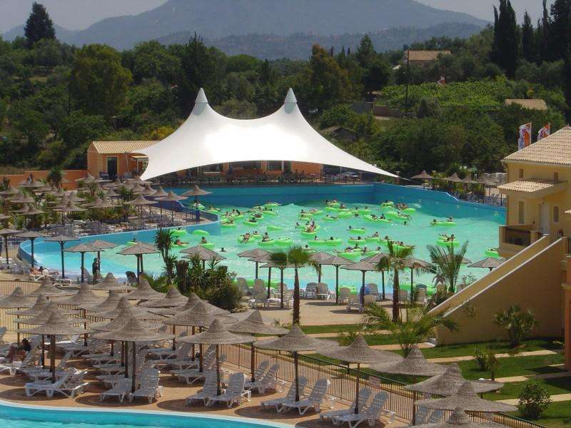 Sejur avion Corfu Grecia 2017 oferta Hotel Roda Beach Resort & SPA 5*