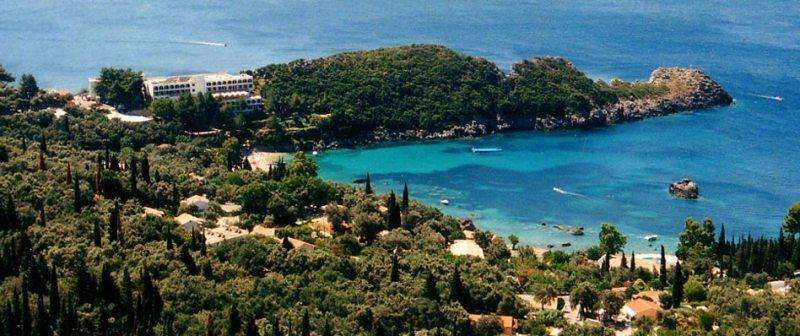 Sejur avion Corfu Grecia 2017 oferta Hotel Marbella Corfu (Agios Ioannis - Peristeron) 5*