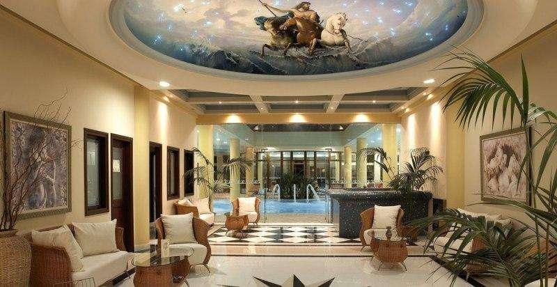 Sejur avion Corfu Grecia 2017 oferta Hotel Mega