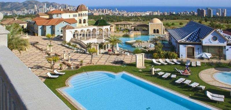 Sejur avion Costa Blanca 2017 oferta Hotel Albir Playa  4*