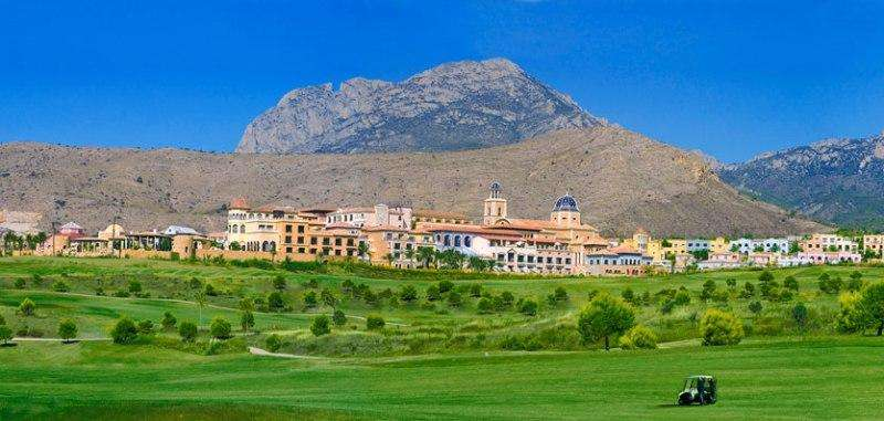 Sejur avion Costa Blanca 2017 oferta Hotel Sandos Monaco Beach and Spa (Adults Only +16) 4*