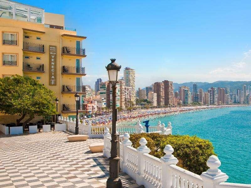 Sejur avion Costa Blanca 2017 oferta Mont Park Hotel 3*