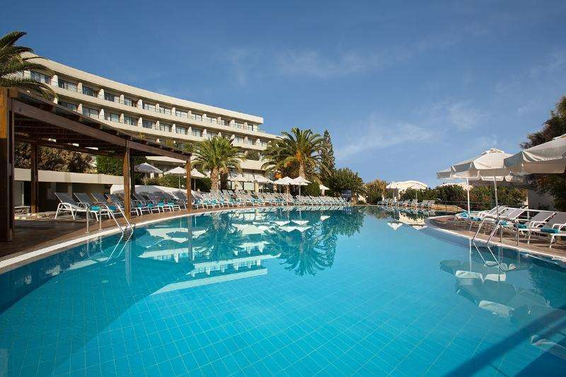 Sejur avion Creta Grecia 2017 oferta HOTEL Bella Beach 5*