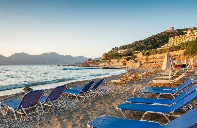 Sejur avion Creta Grecia 2018 oferta Hotel Elounda Peninsula All Suite